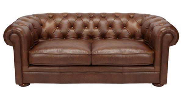 Вот как выглядит кожаный диван после перетяжки